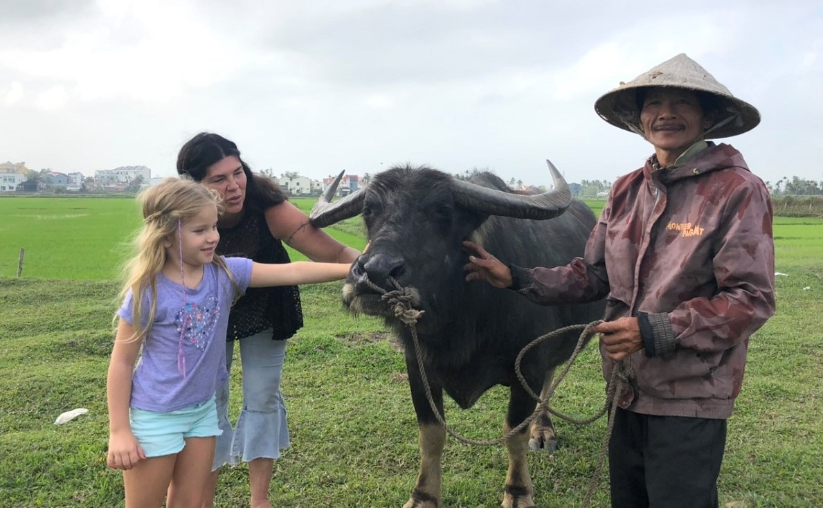 hoi an buffalo tours unique and amazing experience for foreigners