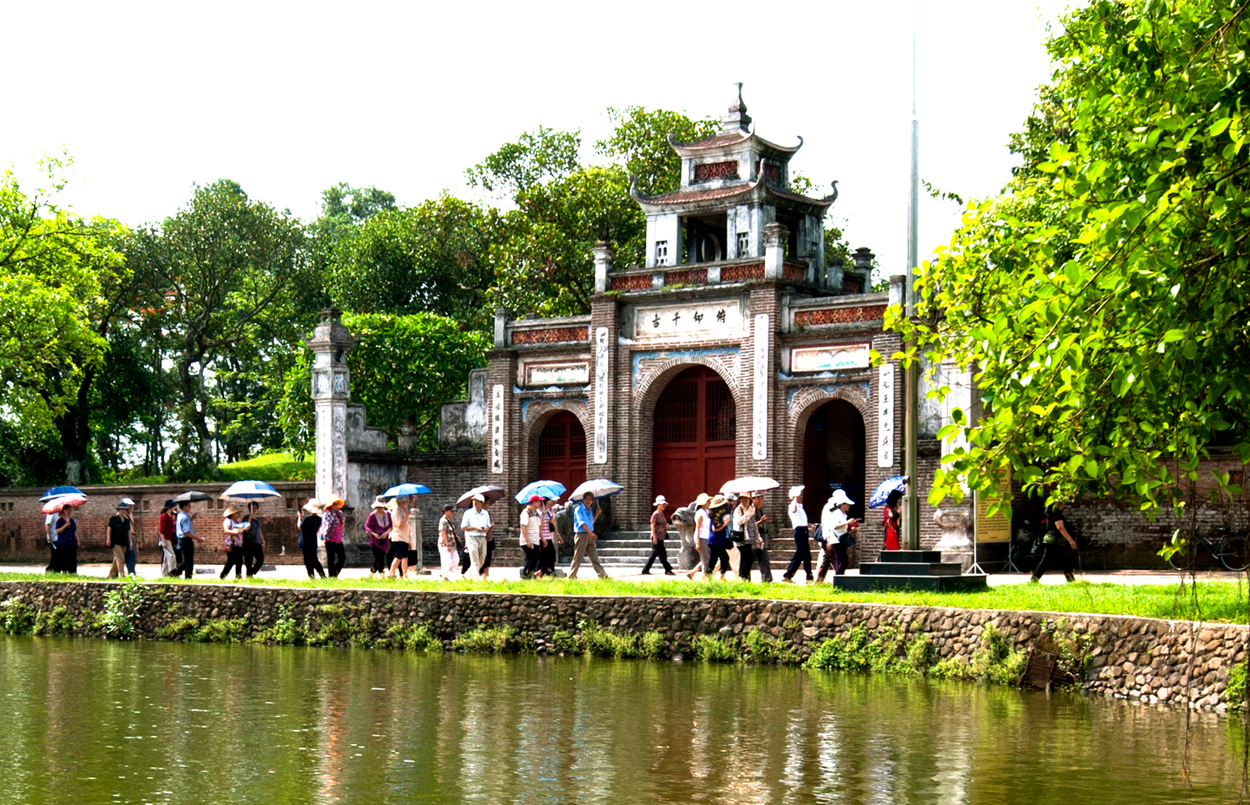 Co Loa Citadel, Hanoi's one of the most beautiful and historical relics
