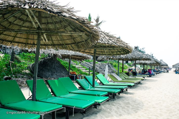an bang and my khe two vietnam beaches voted among most asias beautfiul destination