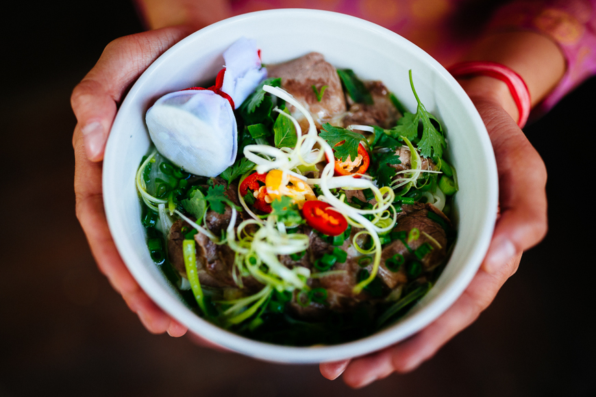 Vietnam beef noodle soup ranked among world