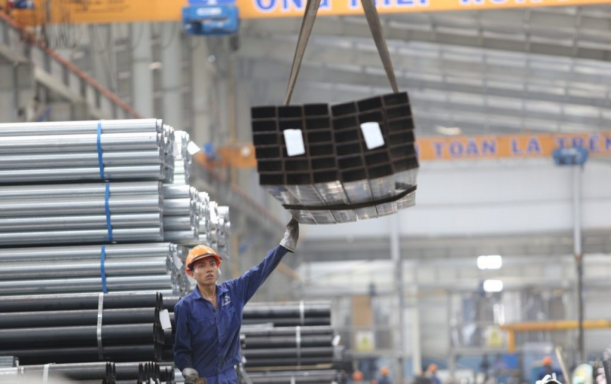 Iron and steel exports witnessed a growth in the first two months of 2021