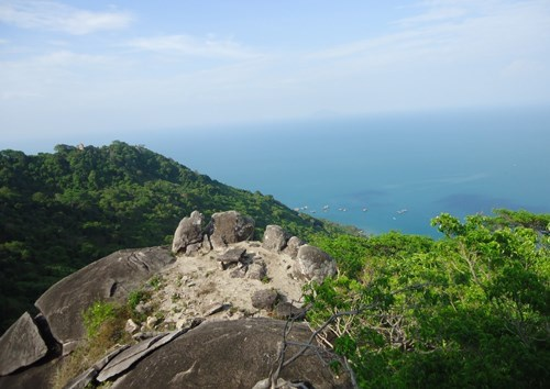 hon son island a hidden gem of beach destination in southern vietnam