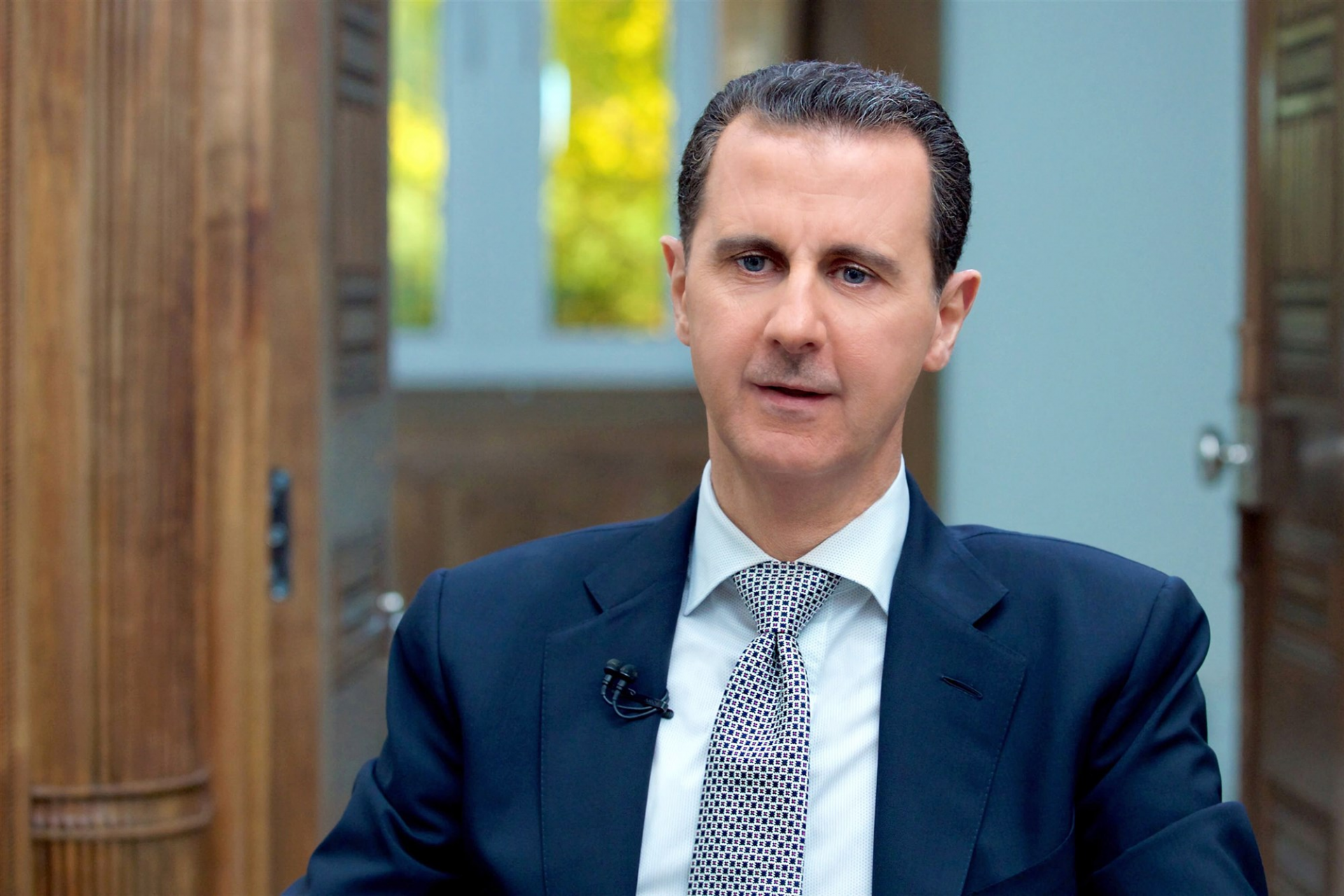 syrian president and wife tested positive for coronavirus