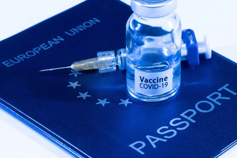china rolls out world first covid vaccine passports for cross border travel
