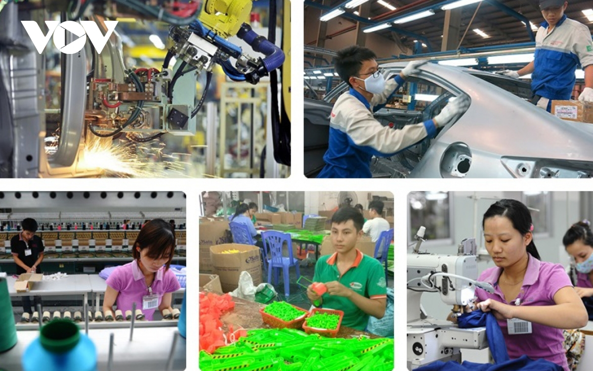 vietnamese economy sets to grow strong over the next decade