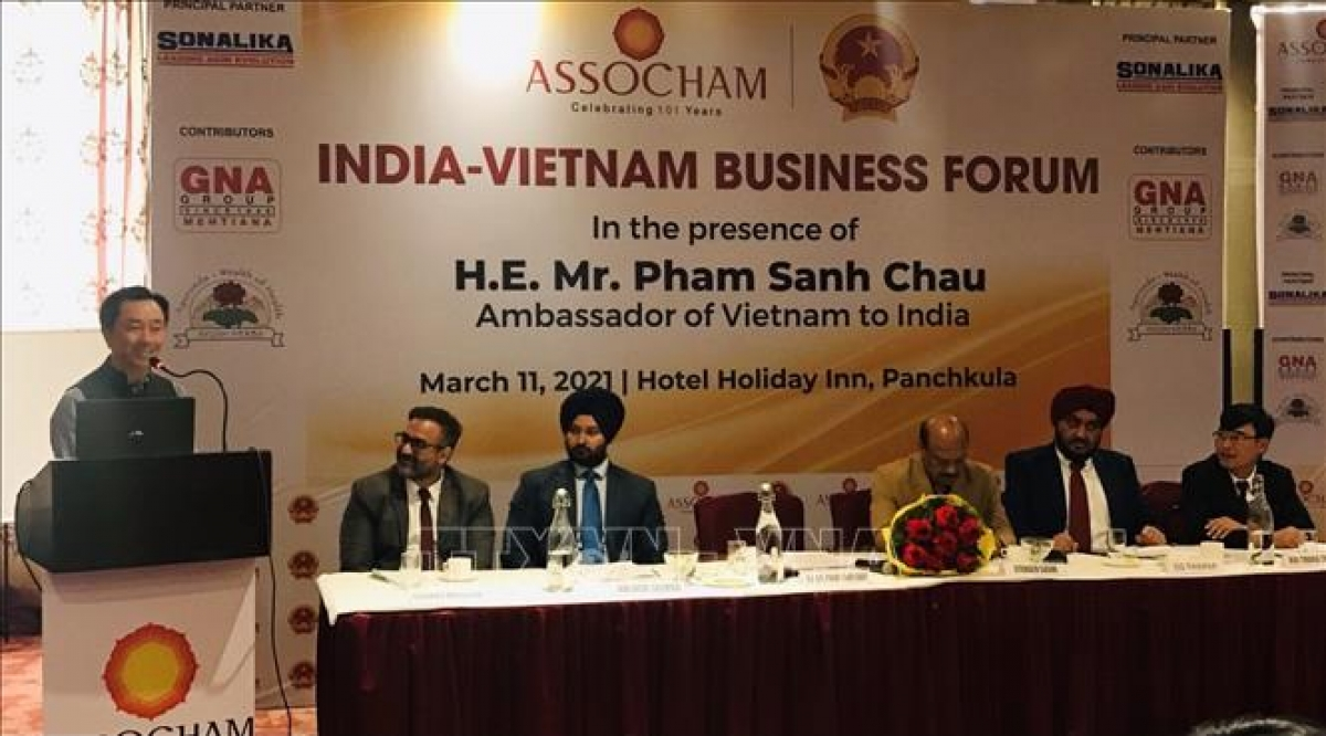 vietnam to aim for more indian investment opportunities at joint business forum