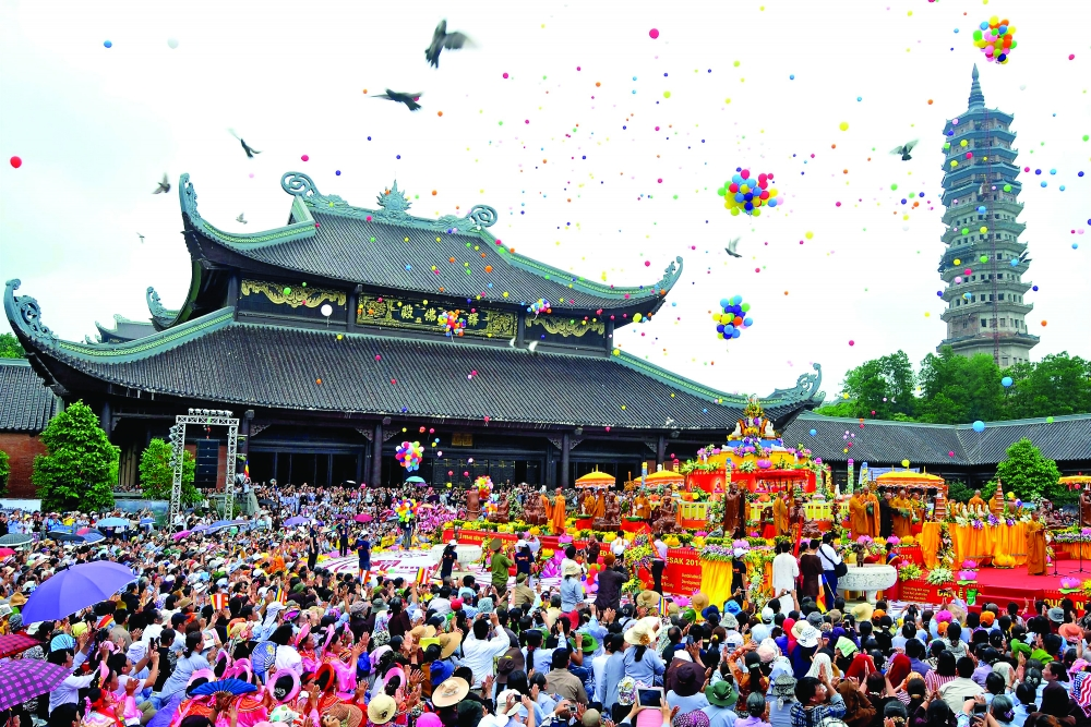 Ninh Binh being National Tourism Year 2021's choice for its natural and culture beauty