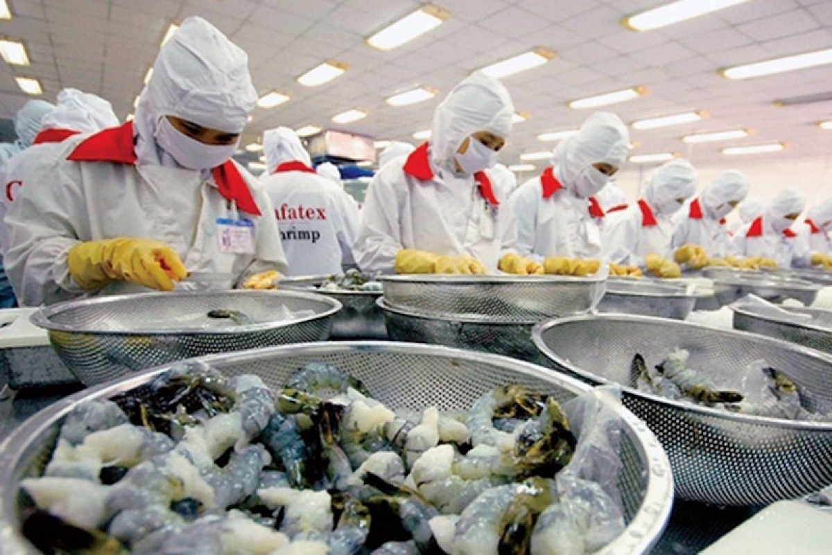 China to increase increase imports of Vietnamese seafood products
