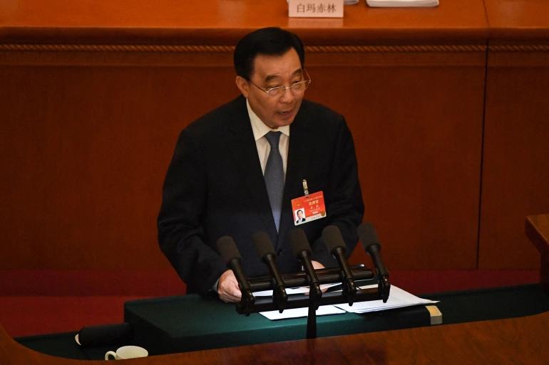 U.S punished 24 Hong Kong and Chinese officials over Hong Kong crackdown