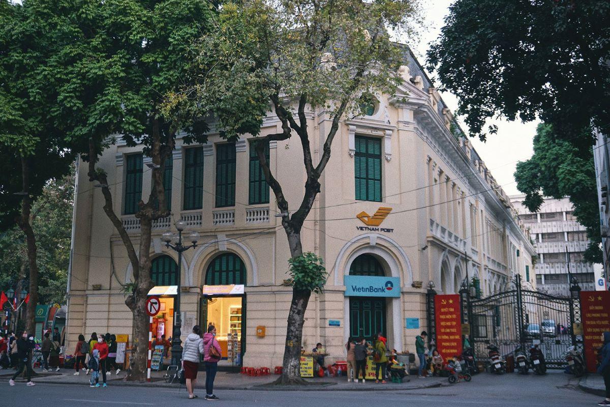 eight historical landmarks in the heart of hanoi since french colonial
