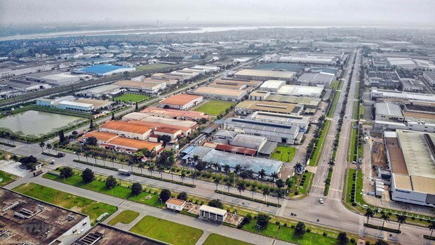 Construction of 43 industrial clusters are planned to build by Hanoi in 2021