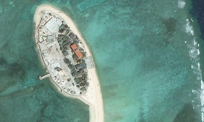 vietnam asked china to end east sea sovereignty violations