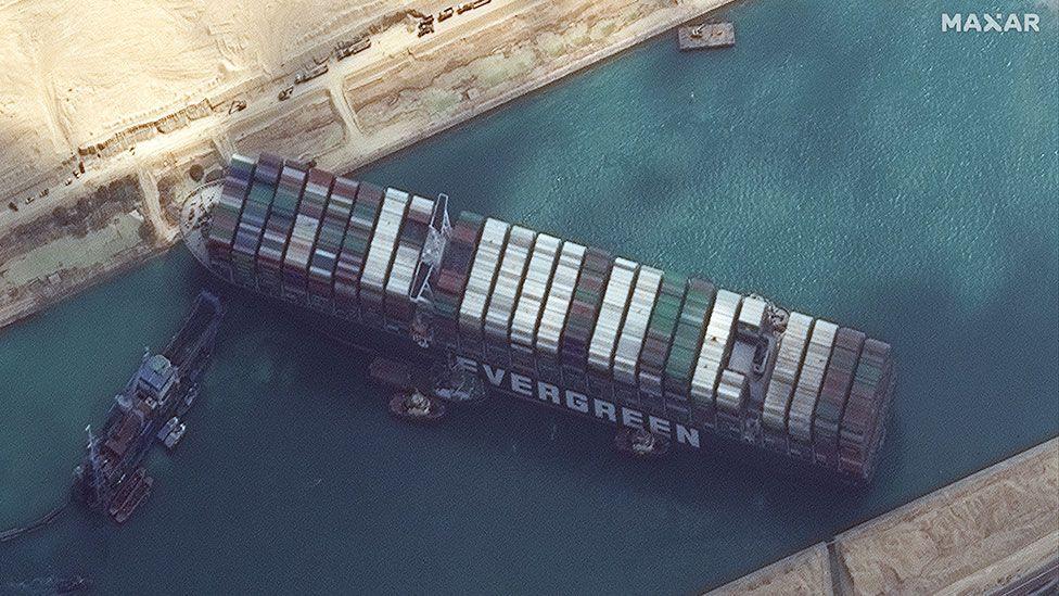 Suez Canal Crisis: Ever Given Cargo ship reportedly freed