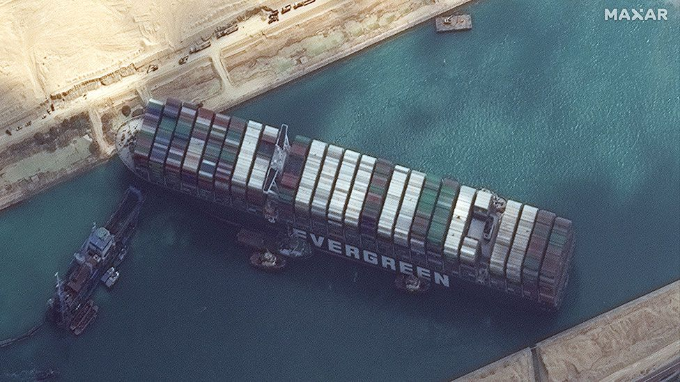 suez canal crisis ever given cargo ship reportedly freed