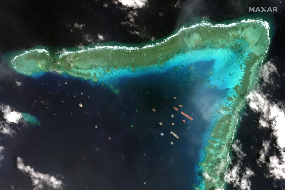 US, Japan and Indonesia put more pressure on China over China-Philipines disputed reef
