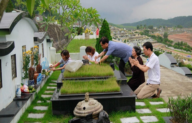 Essential dishes in Thanh Minh - Holiday of the Dead in Vietnam