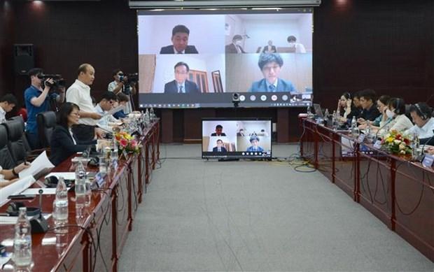 The workshop held in Da Nang city on April 13 (Photo: VNA)