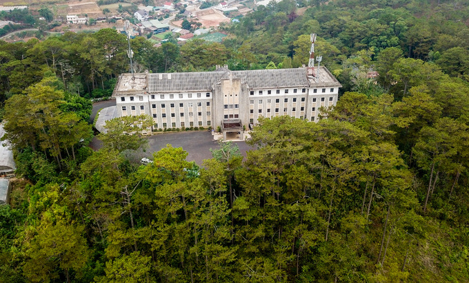 Old Dalat's monasteries given new life