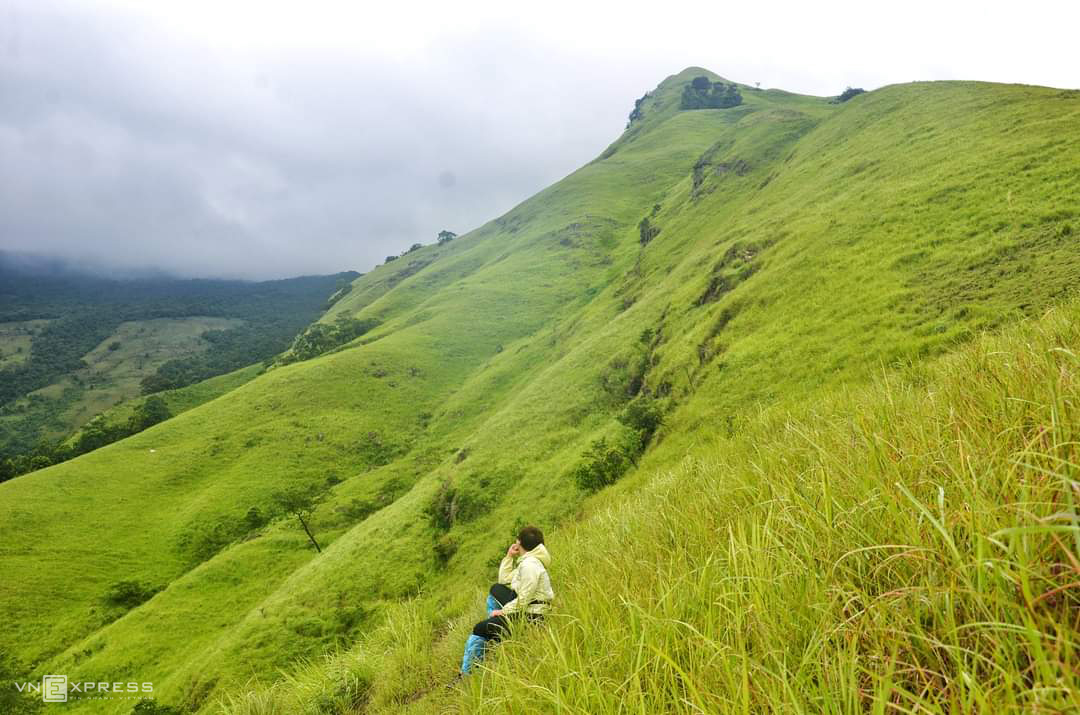 "Phia Po Peak - a trekking journey to the ""roof"" of Lang Son"