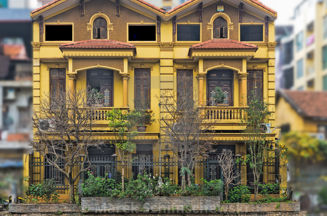 Hanoi prepares for preservation of old French-style villas