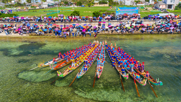 Boat race festival in Ly Son Island becomes national heritage