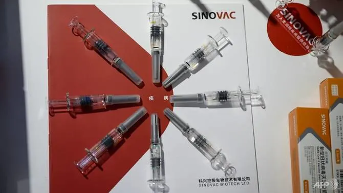 Philipines: President Duterte got first dose of Sinopharm's COVID-19 vaccine