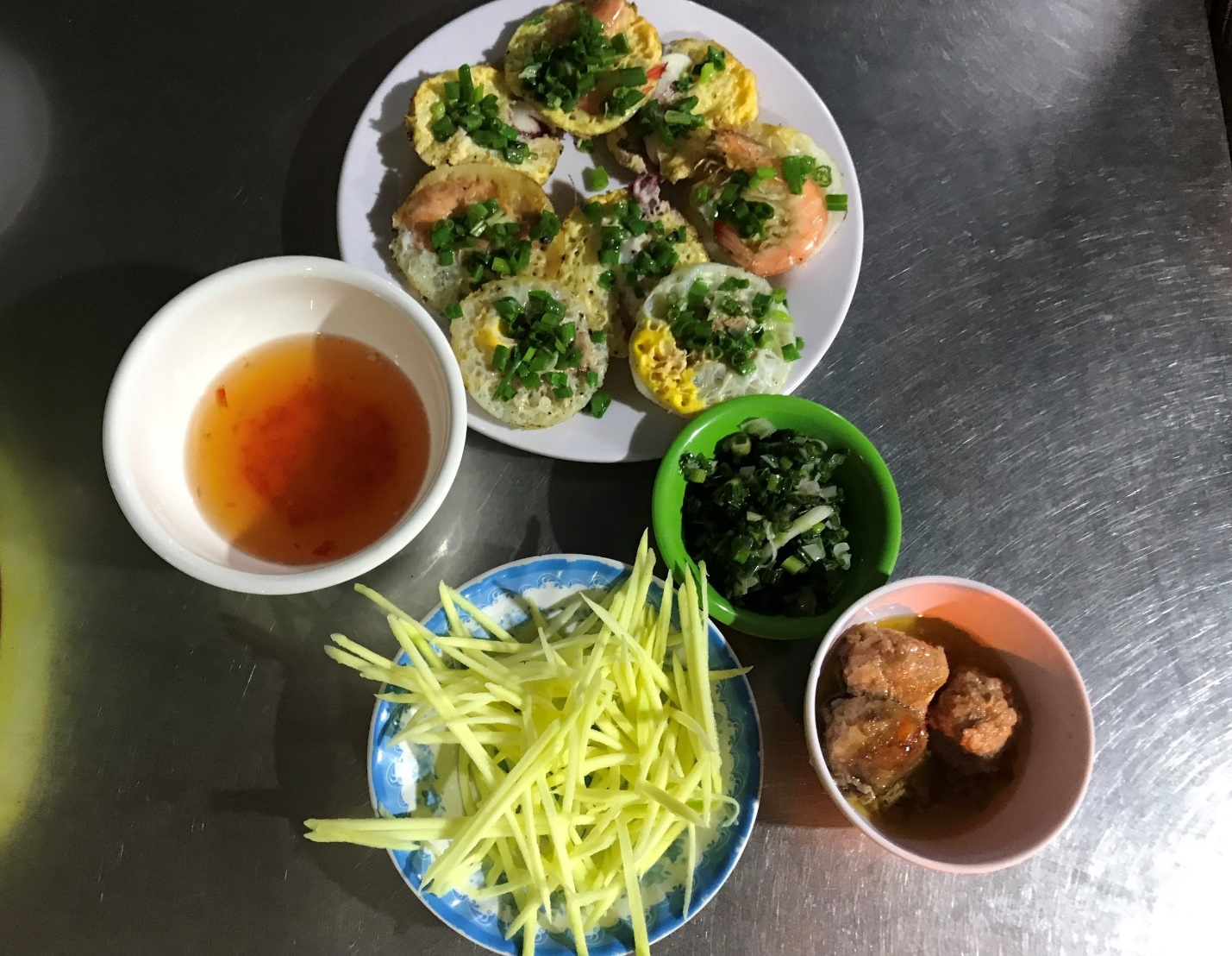 Delicious Banh Can dishes in Nha Trang that you must try