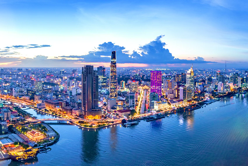 There's been a tech boom in Ho Chi Minh City © Nguyen Quang Ngoc Tonkin / Shutterstock