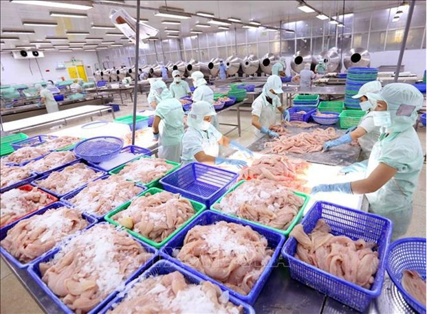 Vietnamese aquatic exports reach US$2.39 billion in first 4 months of 2021