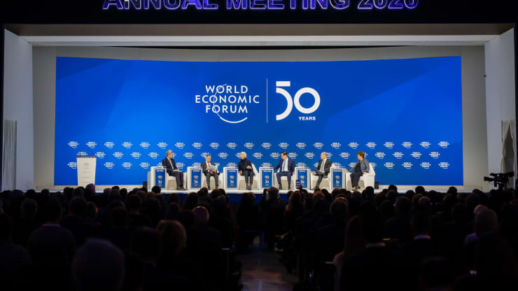 World Economic Forum: 2021 annual meeting in Singapore cancelled