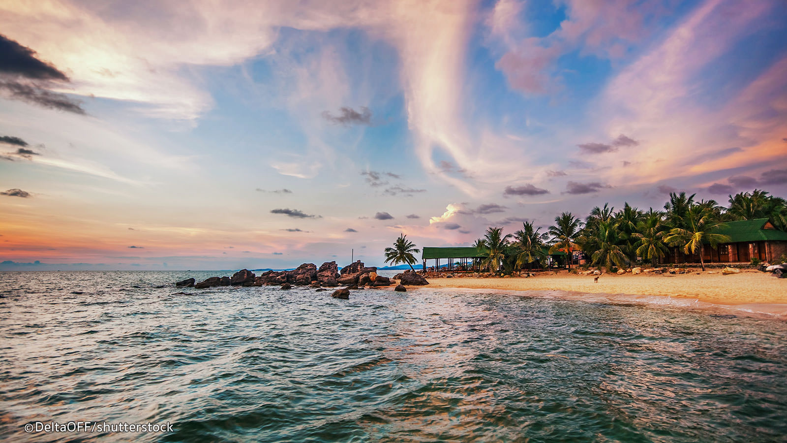 """Phu Quoc Island: From the past """"Hell on Earth"""" to today's top island city"""