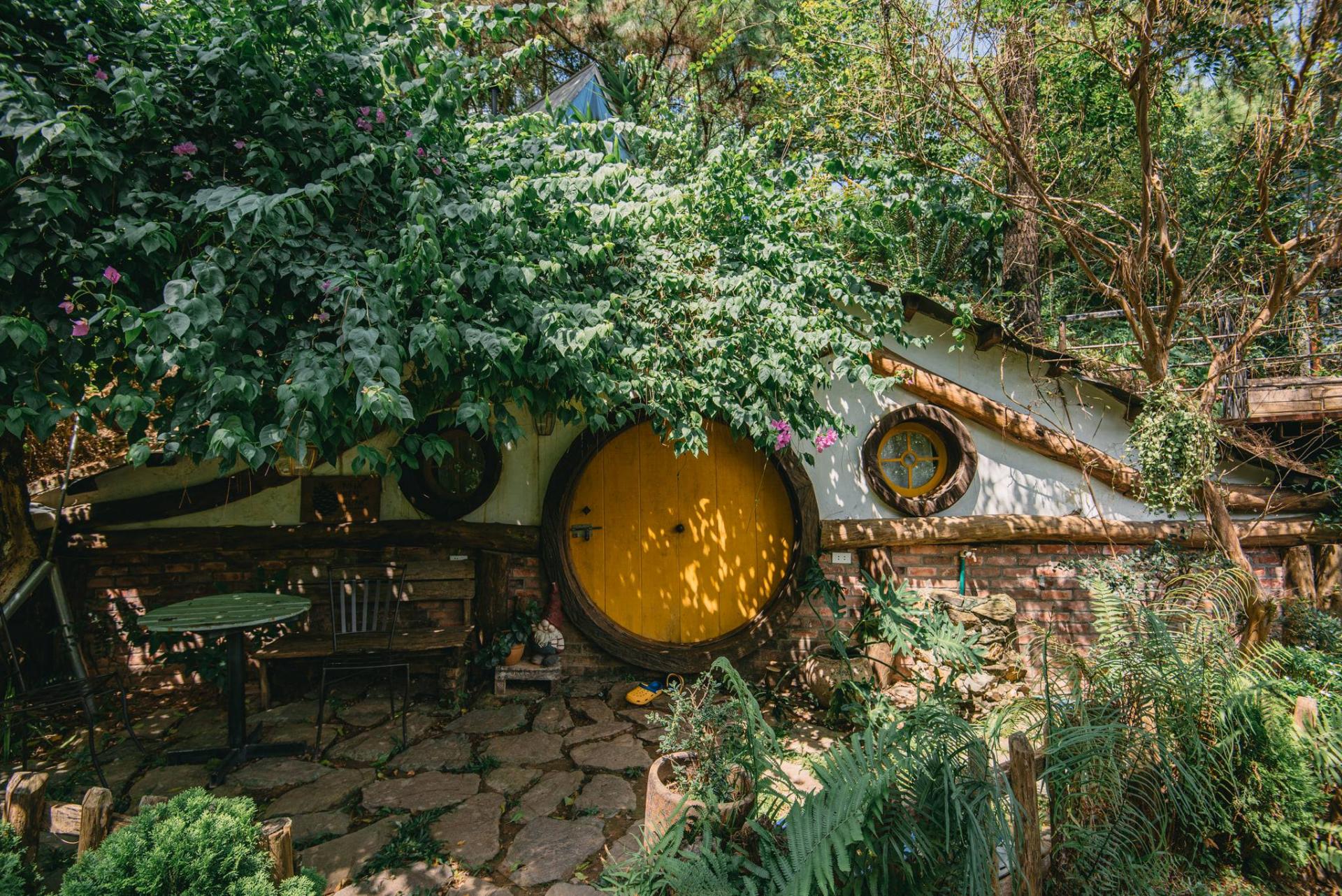 Hobbit House. Photo: U Lesa