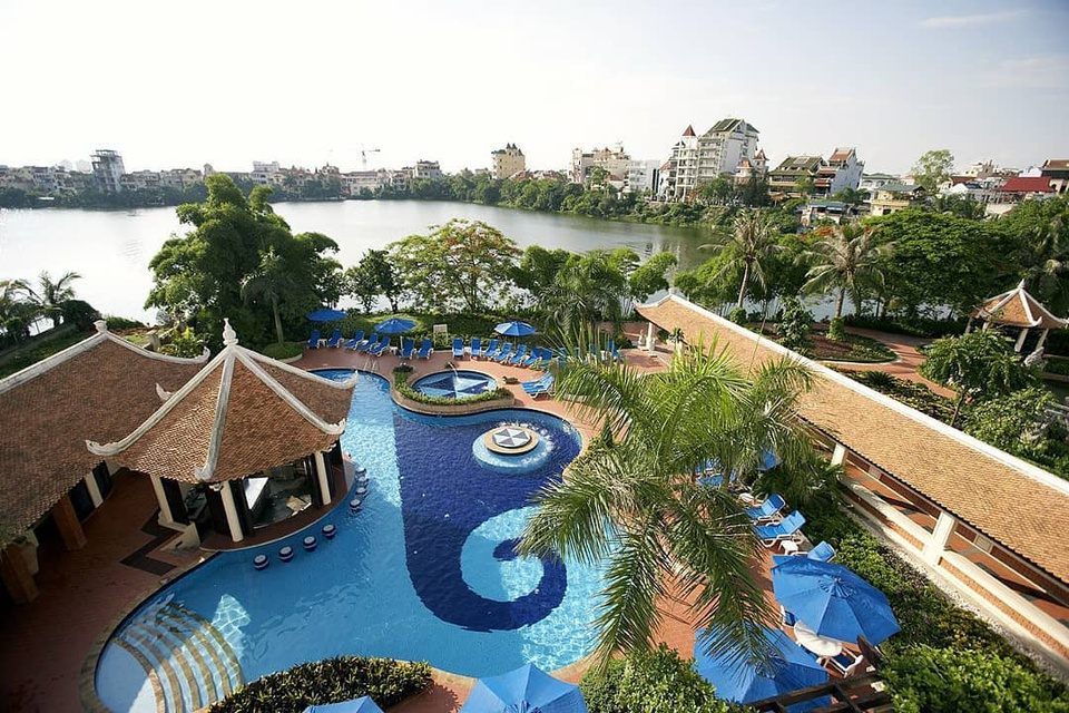 10 favourite accommodation in Vietnam voted by TripAdvisor users