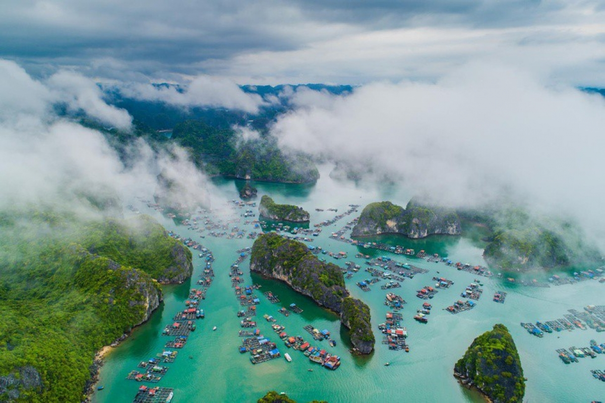 Halong Bay recognized as World Heritage Site the second time