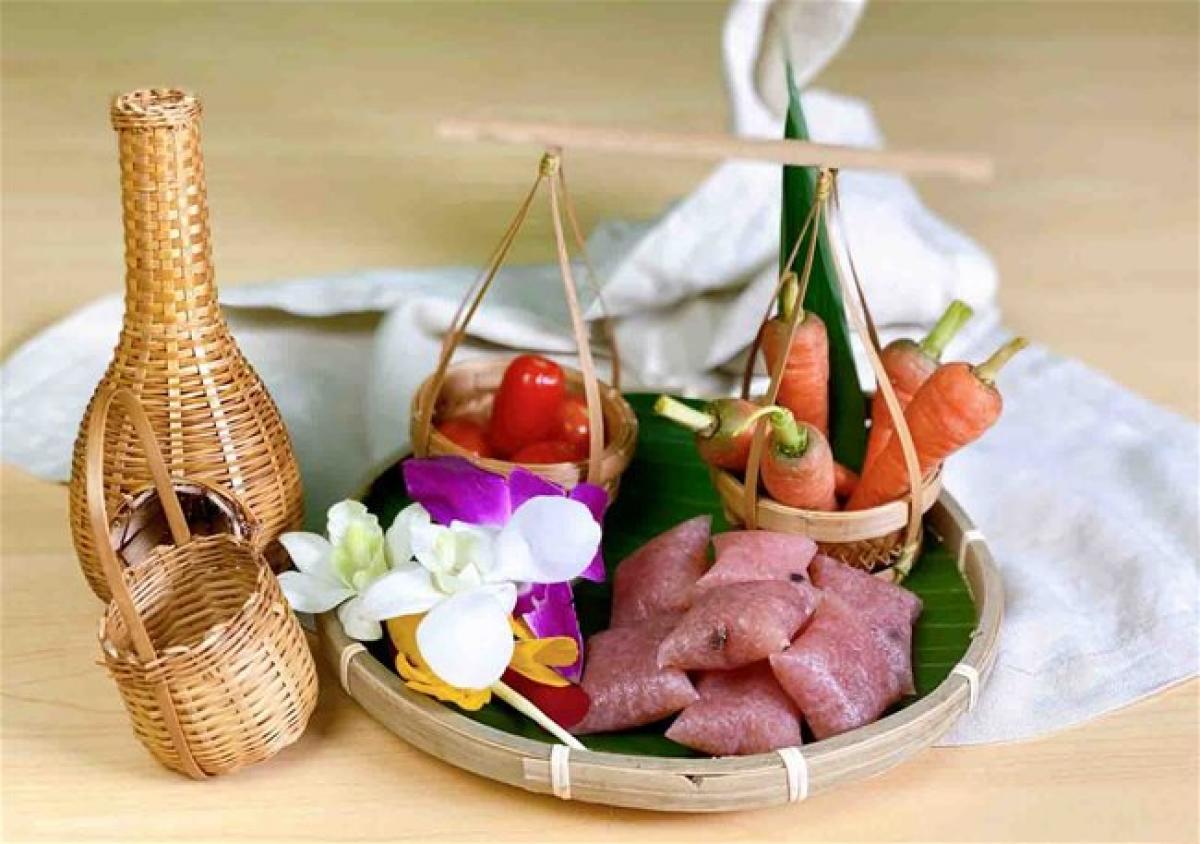 Lai Vung-style fermented pork rolls (Illustrative photo)