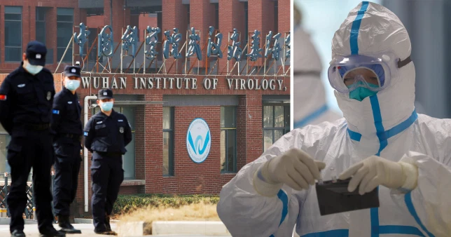 Western intelligence agencies previously felt the virus emerging from the facility was highly unlikely (Picture: Reuters/Getty)