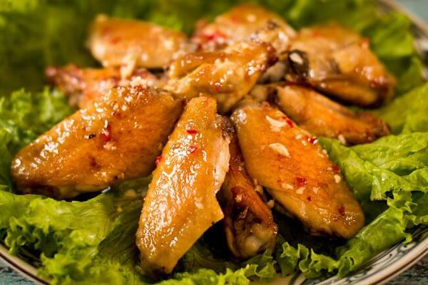 How to make the fish sauce fried chicken wings - Vietnamese Style