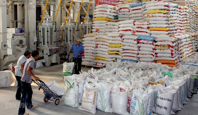 Vietnamese rice accounts for 84% Filipino rice imports in the first 4 months