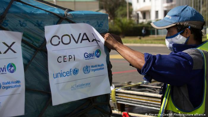 The US pledge will significantly add to the COVAX vaccine rollout. Photo: Alexander Joe/ AP Photo