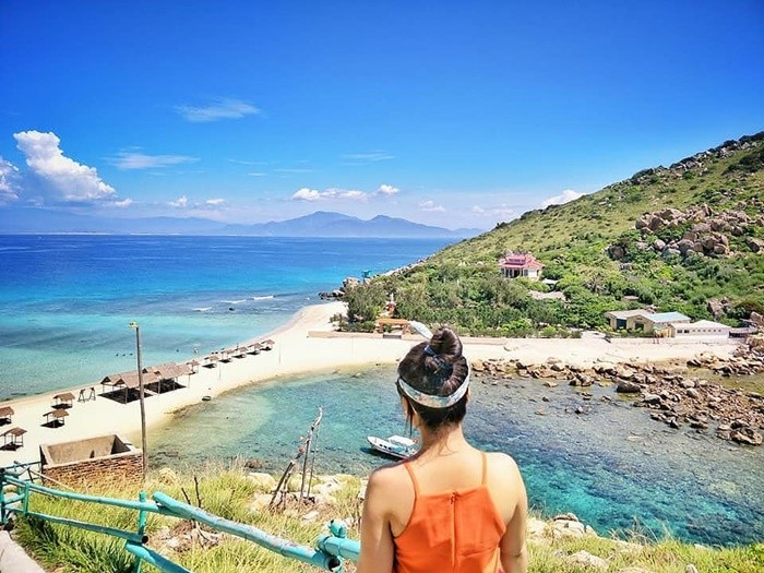 """Three lovely """"check-in"""" spots in Khanh Hoa to get away from the summer heat"""