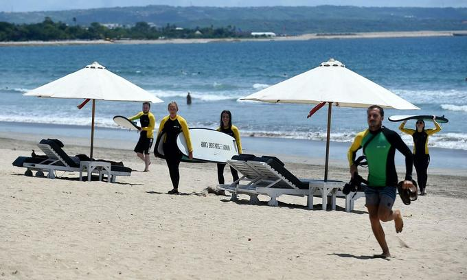 Indonesia aims at Vietnam as top 7 nations for int'l tourism reboot