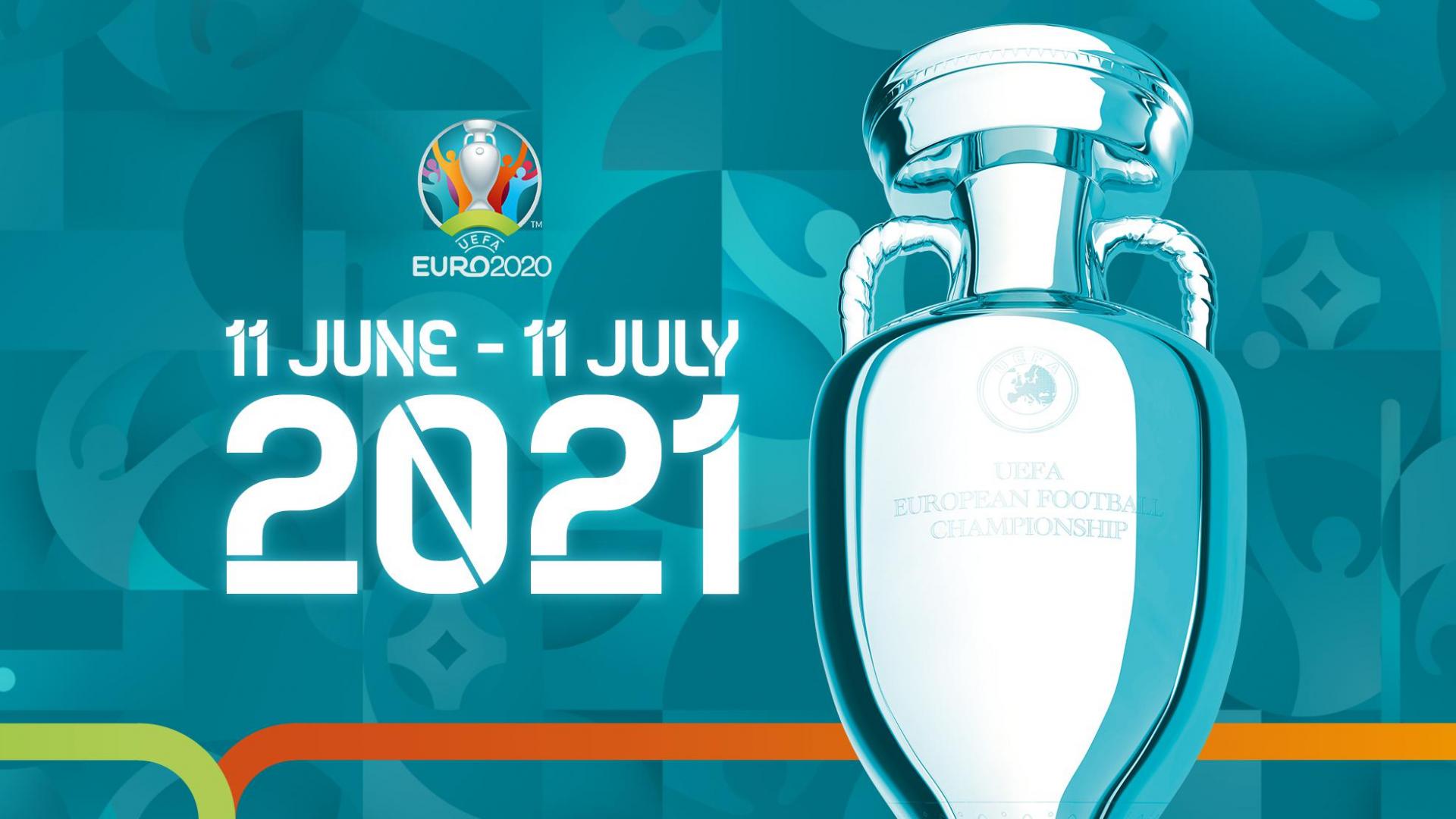 UEFA EURO 2020 match schedule: fixtures, venues and 2021 tournament