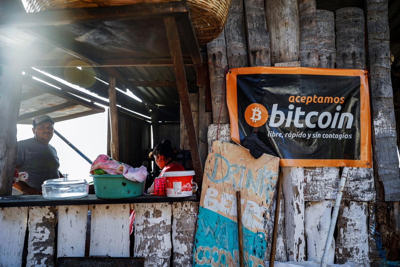 El Salvador to adopt bitcoin as legal tender