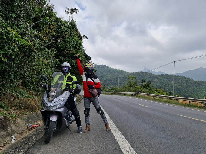 Easy riders: how a U60 Viet mother and son travel across the country seeking adventure