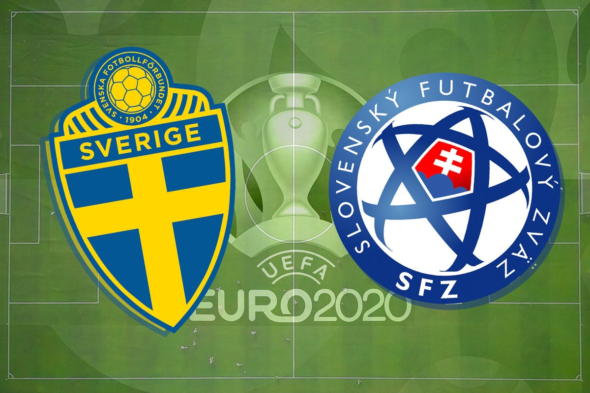 Sweden vs Slovakia: Fixtures, match schedule, TV channels and live stream