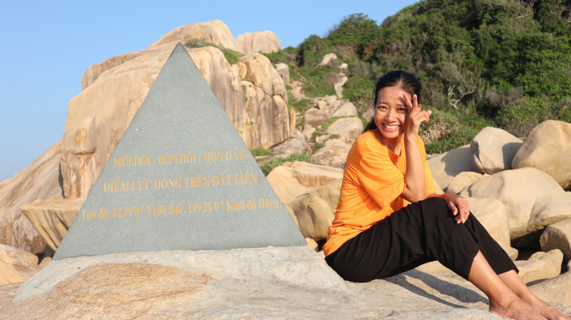 Vietnamese woman travels for 3 months on 50 million VND