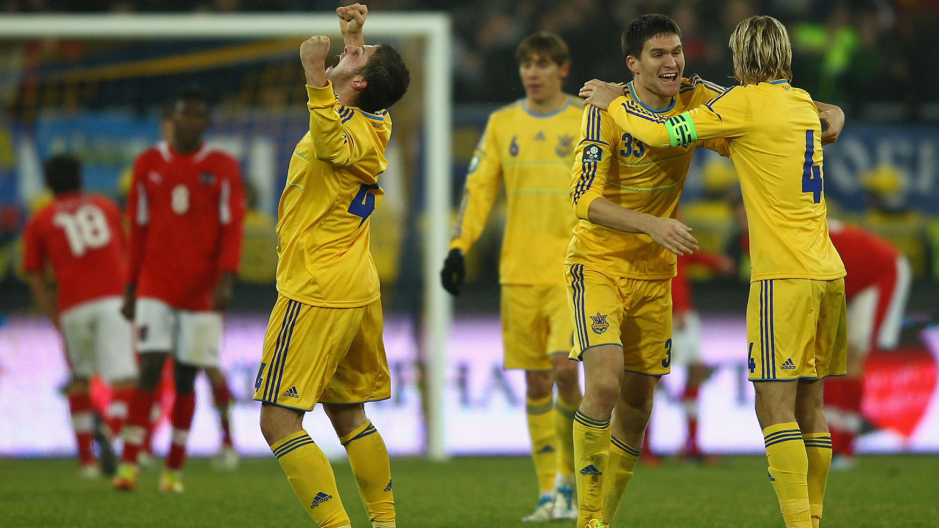 Ukraine vs Austria: Fixtures, match schedule, TV channels and live stream