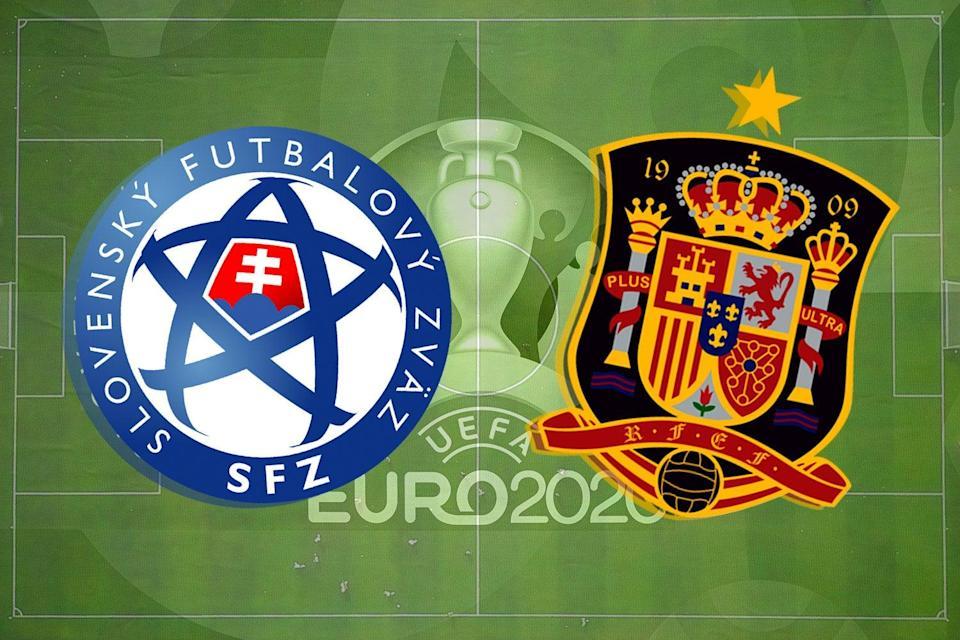 Slovakia vs Spain: Fixtures, match schedule, TV channels, live stream