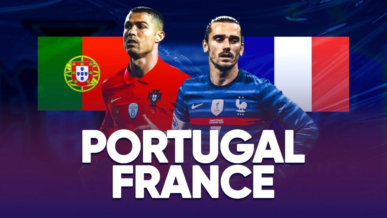 Portugal vs France: Fixtures, match schedule, TV channels, live stream