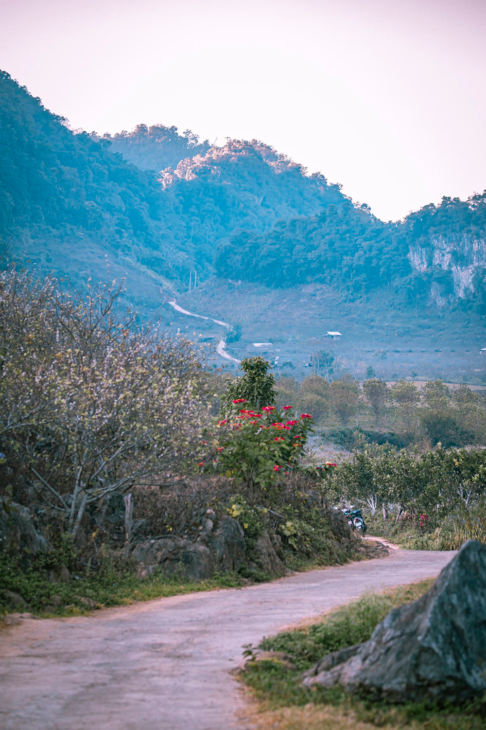 Once you come to Pa Phach, you will remember it forever. Photo: Duc Giang